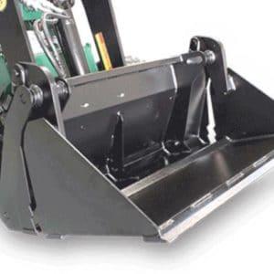 """Dingo Bucket - 4 in 1, 1,050mm, 1/2"""" Fittings"""