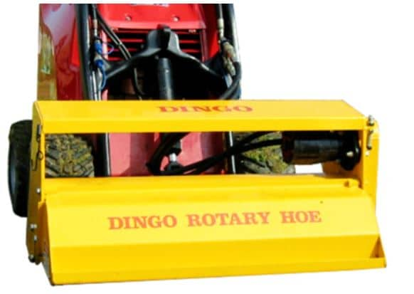 Dingo Rotary Hoe