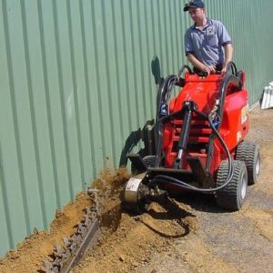 Dingo Trencher GP 600 x 100mm with Cup Teeth (SM275 only)
