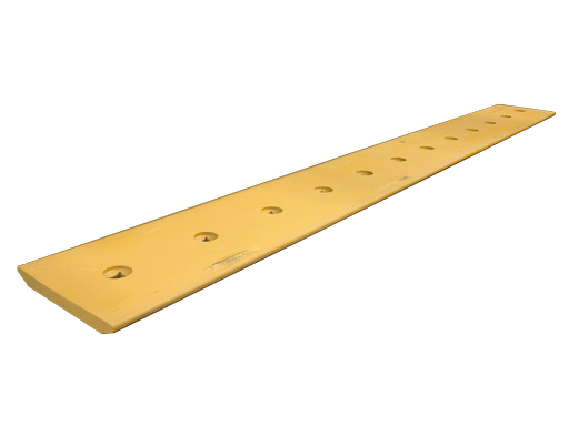 "Bolt On Reversible Double Bevel Edge 21x5/8"" Holes (PN: DB150x16x3200-58)"