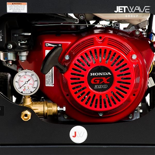 Jetwave Hornet G2 (210-21) High Pressure Water Cleaner