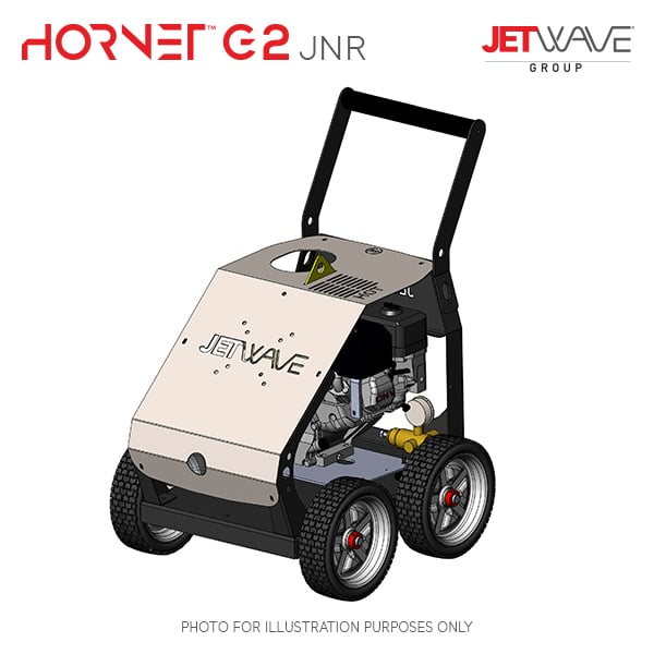Jetwave Hornet G2 Junior (210-11) High Pressure Water Cleaner