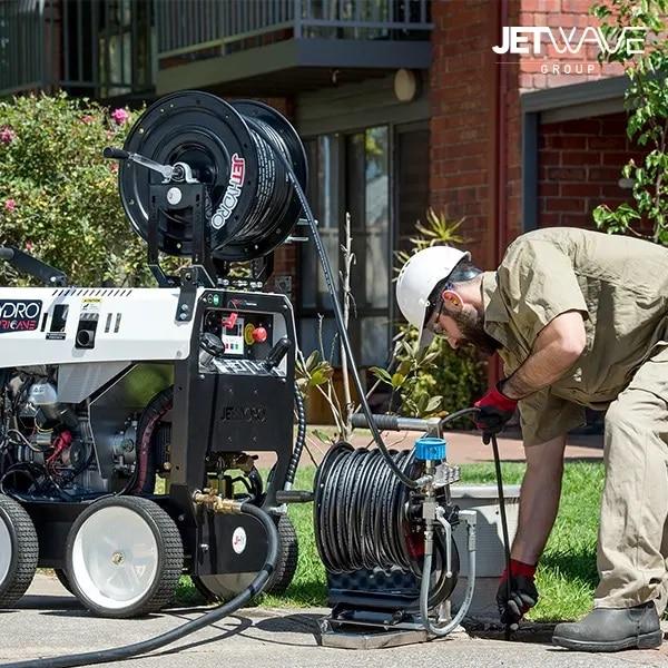 Jetwave Hurricane 4400-33 High Pressure Water Cleaner