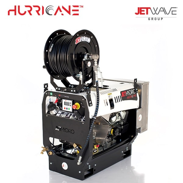 Jetwave Hurricane 4400-33 High Pressure Water Cleaner