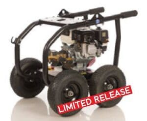Jetwave Black GX Cage High Pressure Water Cleaner