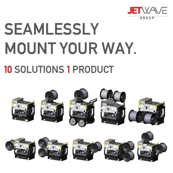 Jetwave Senator G2FI 300-31 High Pressure Water Cleaner