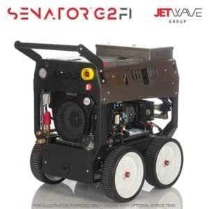 Jetwave Senator G2FI 300-31 High Pressure Water Cleaner
