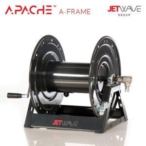 Jetwave Apache A Frame Hose Reel (100 metres)