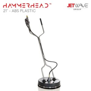 Jetwave Hammerhead ABS Plastic 21'' Flat Surface Cleaner