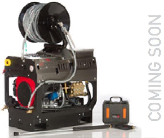 Jetwave Scorpion G2FI (300-31) High Pressure Water Cleaner