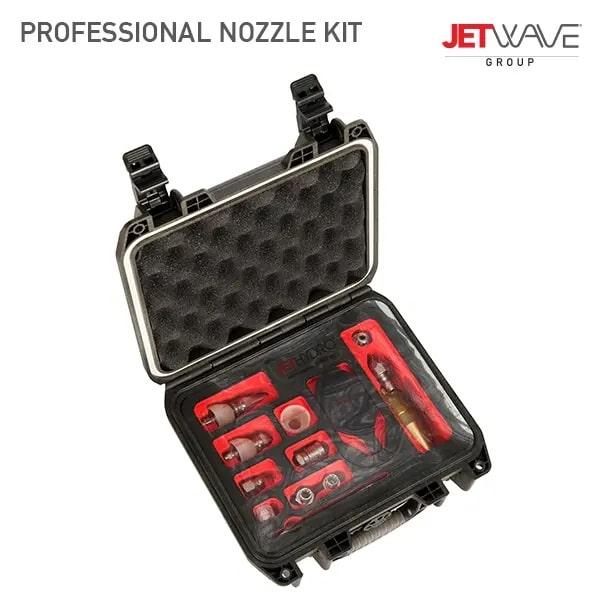Jetwave 11 Piece Professional Nozzle Kit